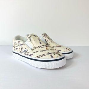 Vans x Harry Potter Classic Slip-On Marauders Shoe
